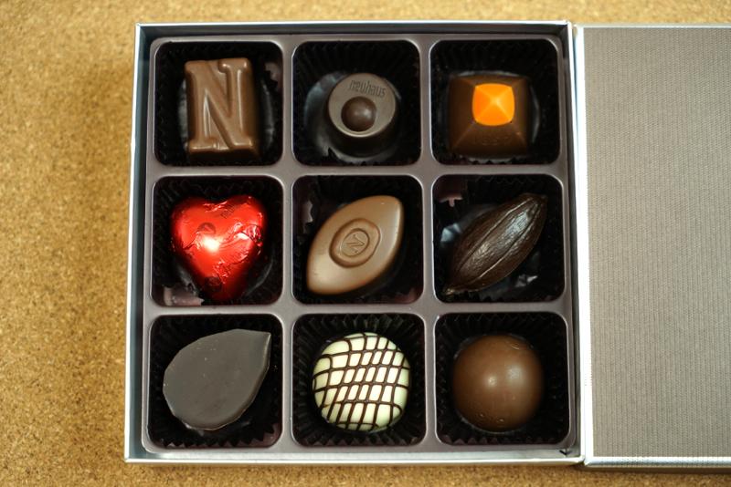 チョコレートくんのチョコラボ