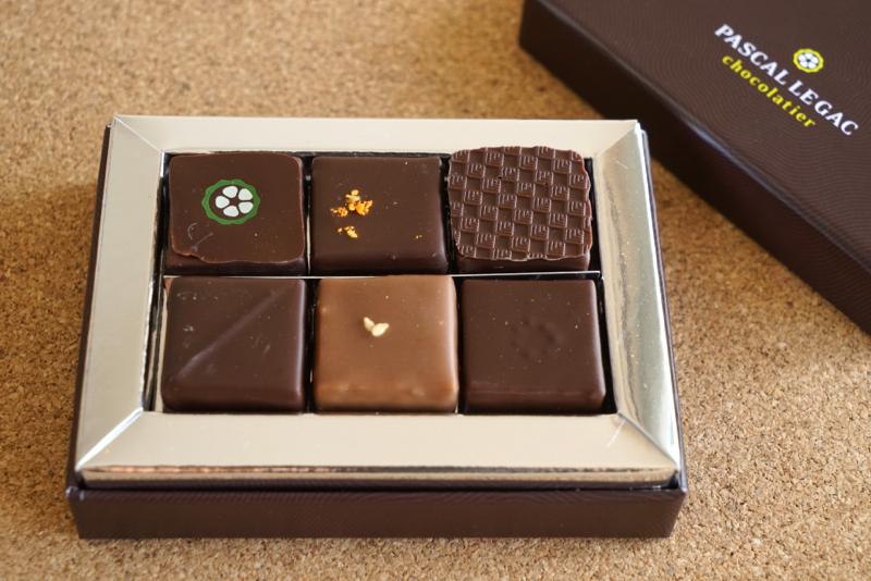 パルカル・ル・ガックのチョコレート