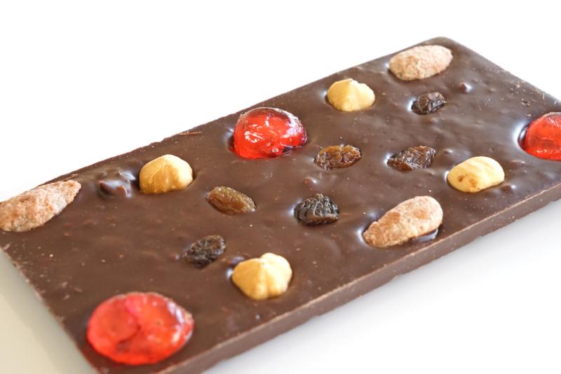 ベルナシオンのチョコレート
