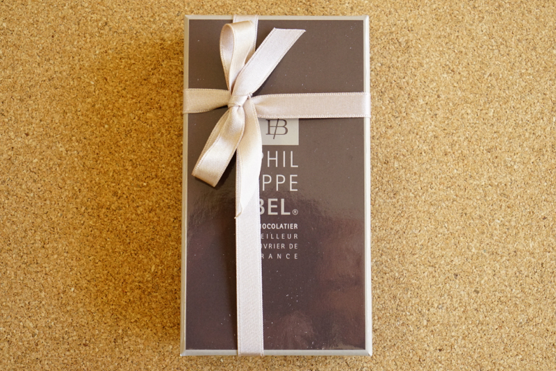 フィリップ・ベルのチョコレート