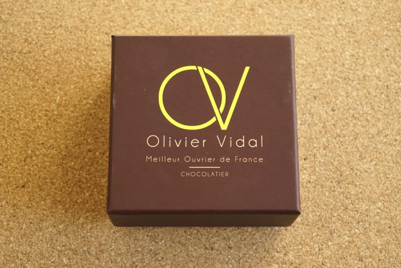 オリヴィエ・ヴィダルのチョコレート