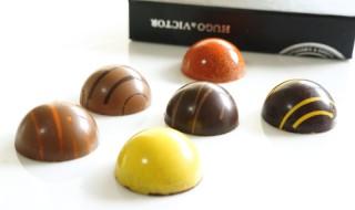 ユーゴエヴィクトールのチョコレート