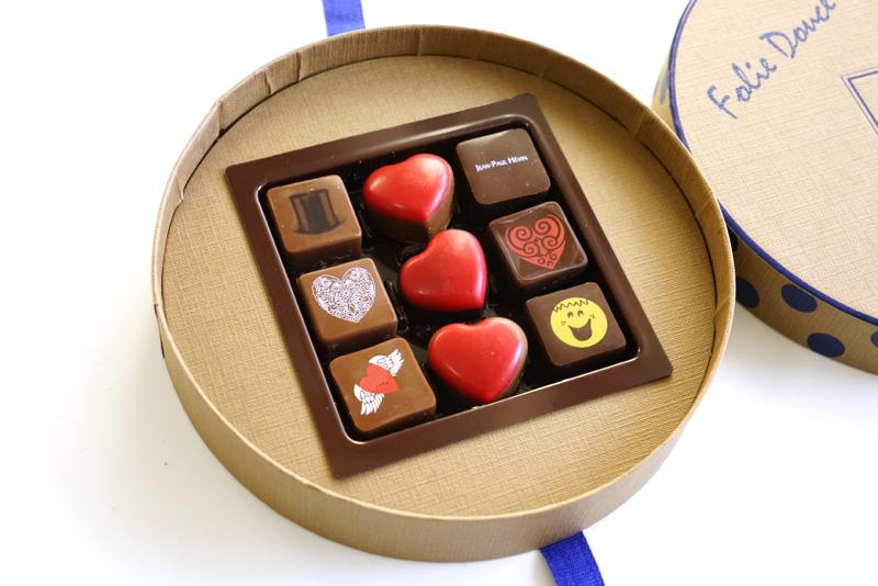 ジャンポールエヴァンのチョコレート