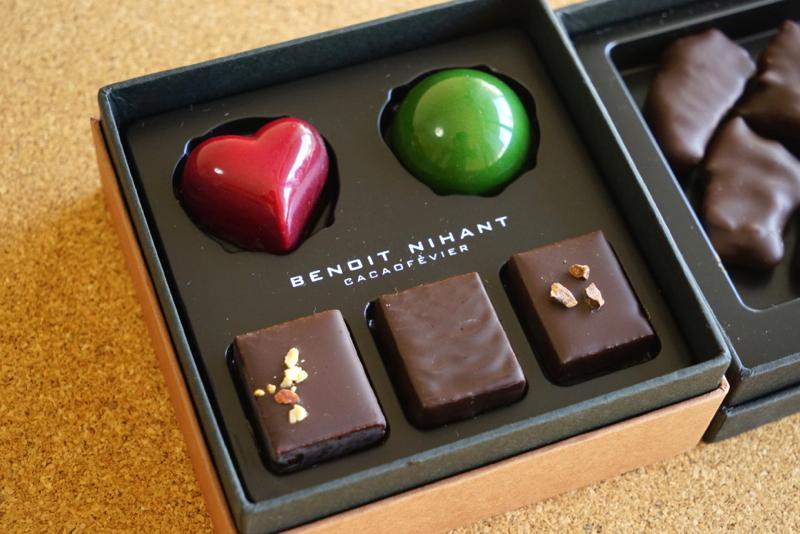 ブノワ・ニアンのチョコレート