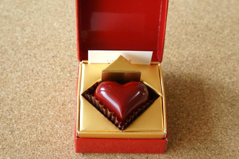 エコールクリオロのチョコレート