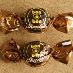 ボンボノのチョコレート