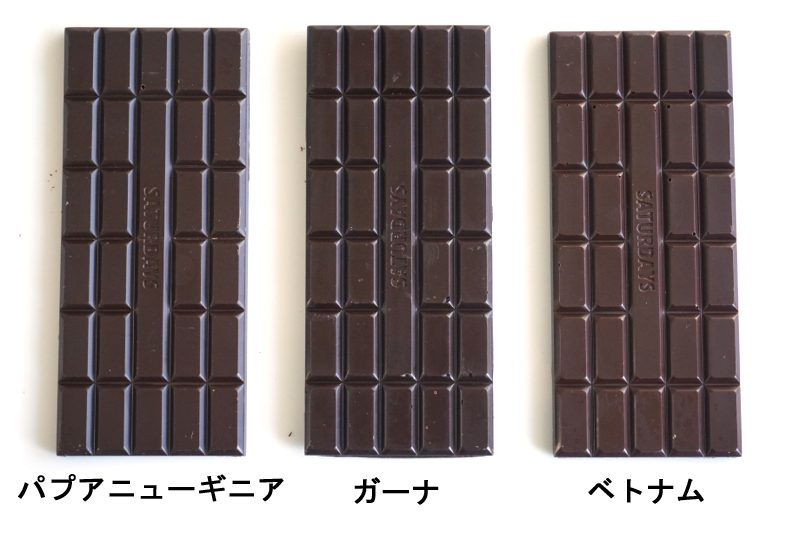 サタデーズチョコレート