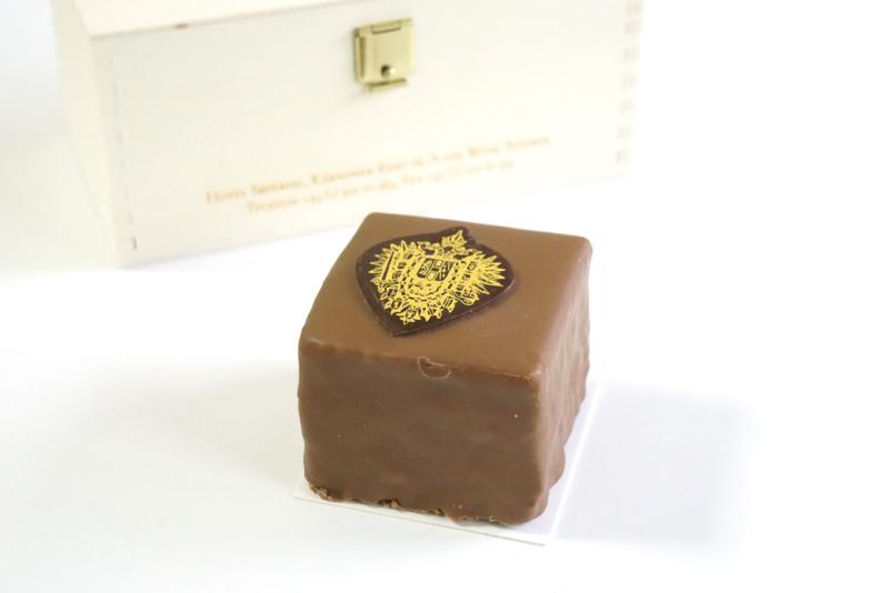 インベリアルトルテのチョコレート