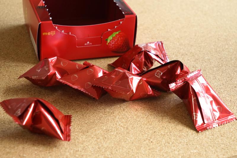 アポロのチョコレート