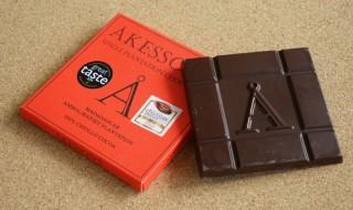 アケッソンズのチョコレート