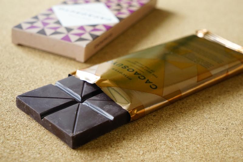 カカオスーヨのチョコ