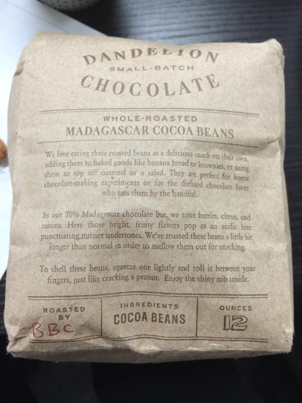 チョコレートテイスティング会