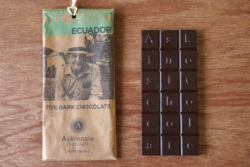 アスキノジーチョコレート