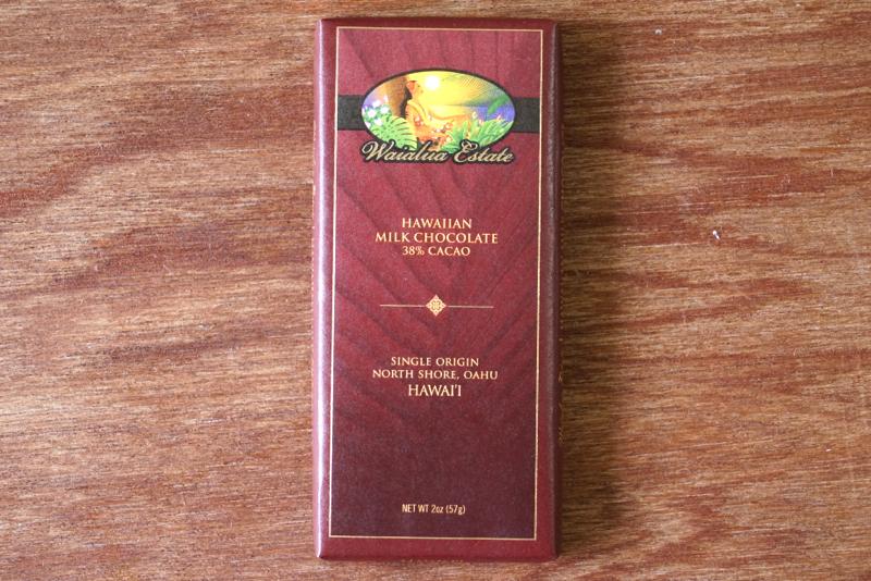 ワイアルア・エステイト・チョコレート