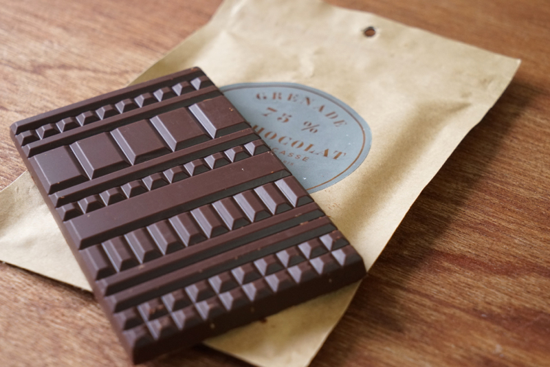アランデュカスのチョコレート