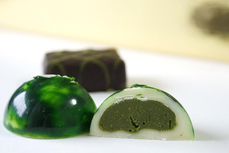 辻利のチョコレート