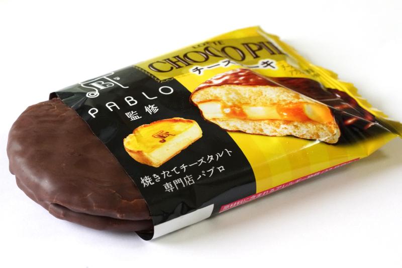 パブロ監修チョコパイチーズケーキ