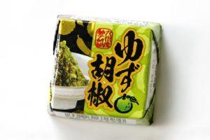 チロルチョコ柚子胡椒