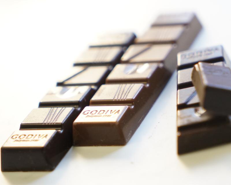 ゴディバ チョコレートアイスバー ミルクチョコ …