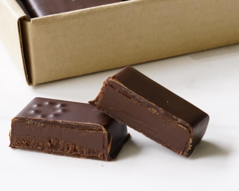 プラリネのボンボンショコラ