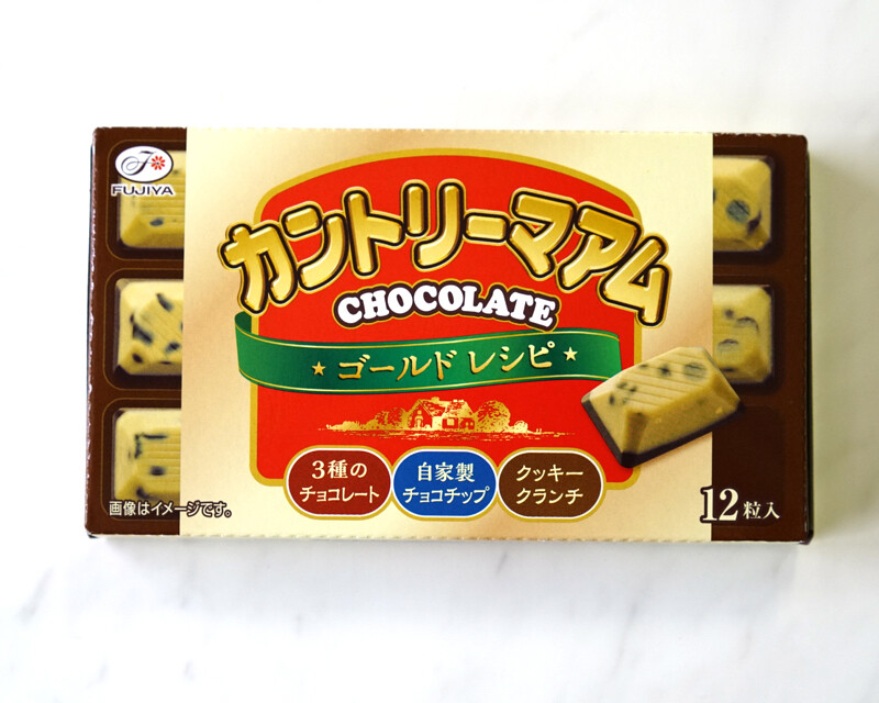 カントリーマアムチョコレート